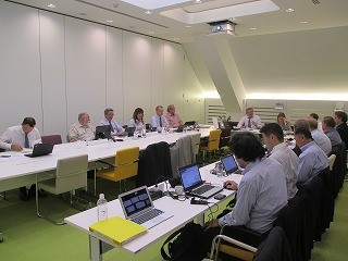 Working Group Meeting